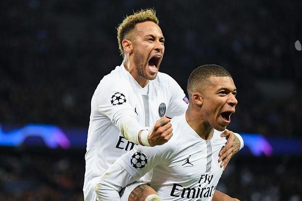 Mbappe Sebut PSG Beruntung Memiliki Neymar