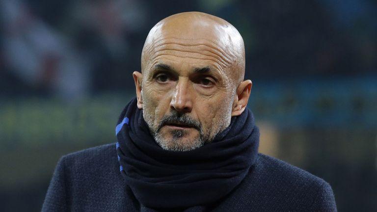 Fans Inter Milan Minta Manajemen Klub Pecat Spalletti