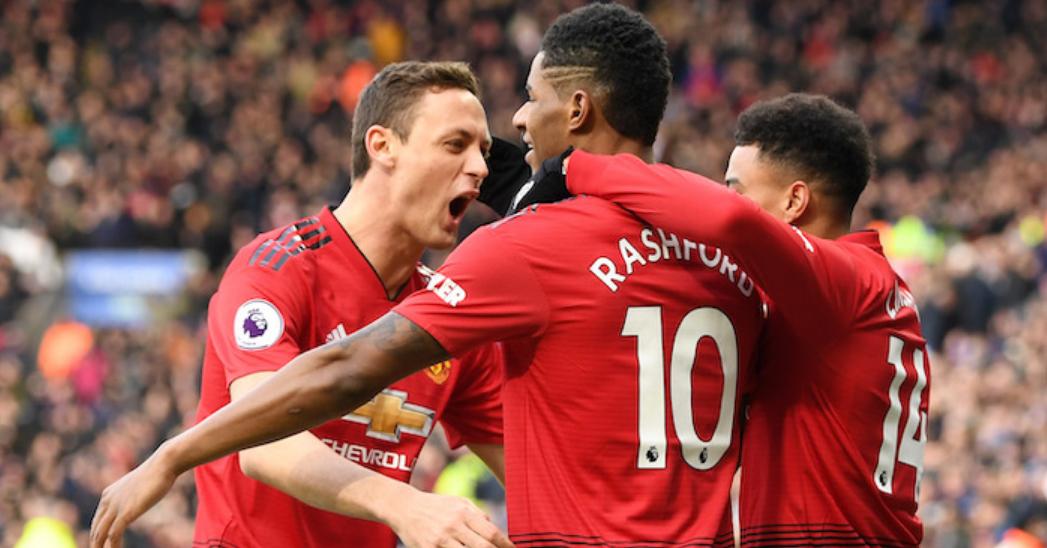 Sebiji Gol Rashford Bawa United Menang Tipis 1-0 Atas Leicester City